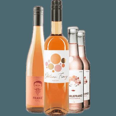 4x Wein - Schorlefranz Probierpaket Rosé