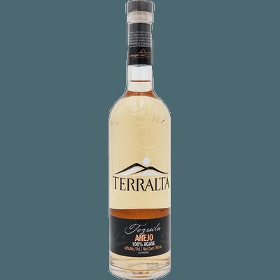Tequila Terralta Añejo