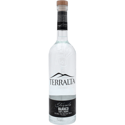 Tequila Terralta Blanco 55%