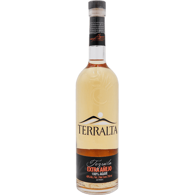 Tequila Terralta Extra Añejo