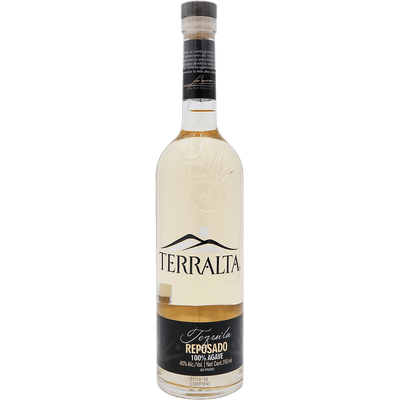 Tequila Terralta Reposado