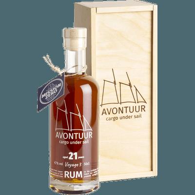 """Avontuur """"Rum 21 Jahre"""" - Voyage 3"""