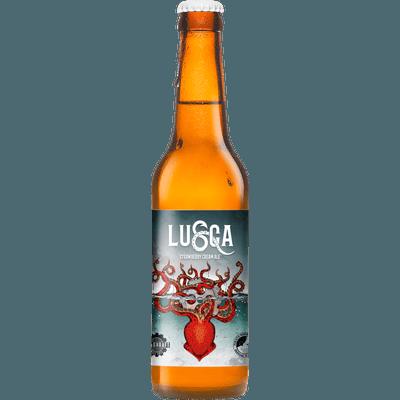 Lusca - Strawberry Cream Ale